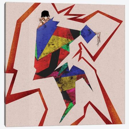 Pose Canvas Print #DVA38} by DEMÖ Canvas Wall Art