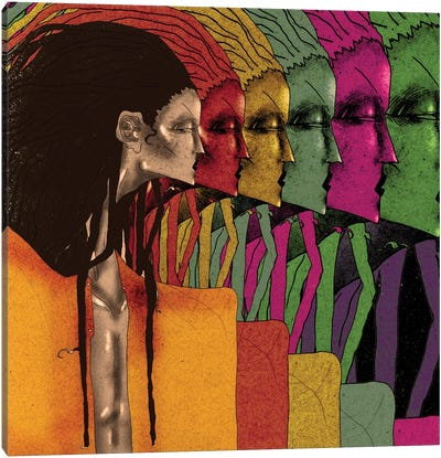 Prisma Canvas Art Print