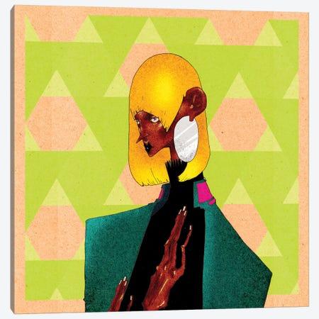 Blondie 3-Piece Canvas #DVA4} by DEMÖ Canvas Art