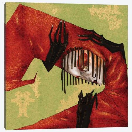 The Twister Canvas Print #DVA69} by DEMÖ Art Print
