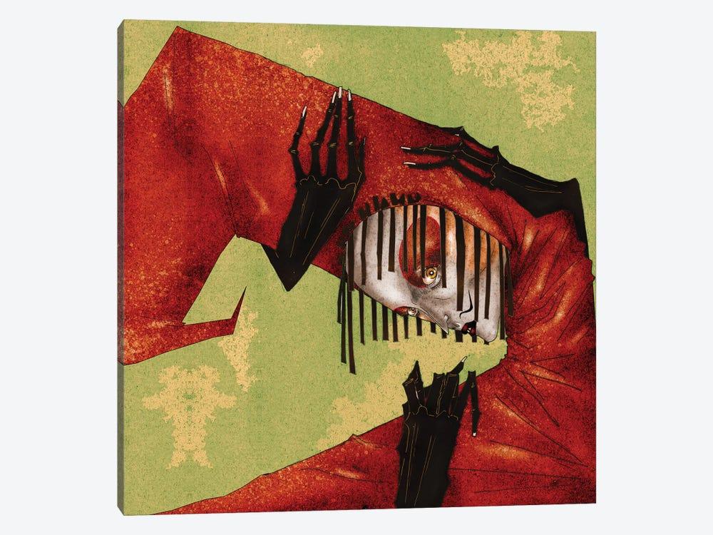 The Twister by DEMÖ 1-piece Canvas Art Print