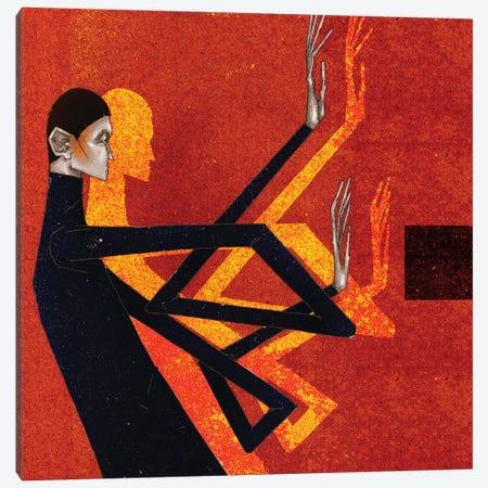 Voguer I Canvas Print #DVA80} by DEMÖ Canvas Art Print
