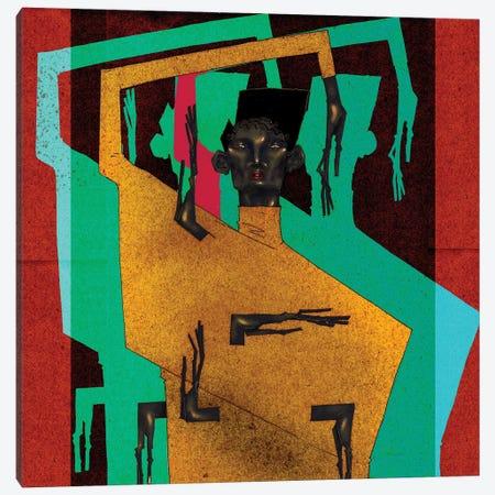 Voguer II Canvas Print #DVA81} by DEMÖ Canvas Art Print