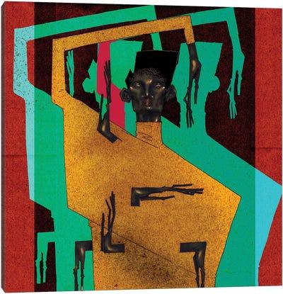Voguer II Canvas Art Print