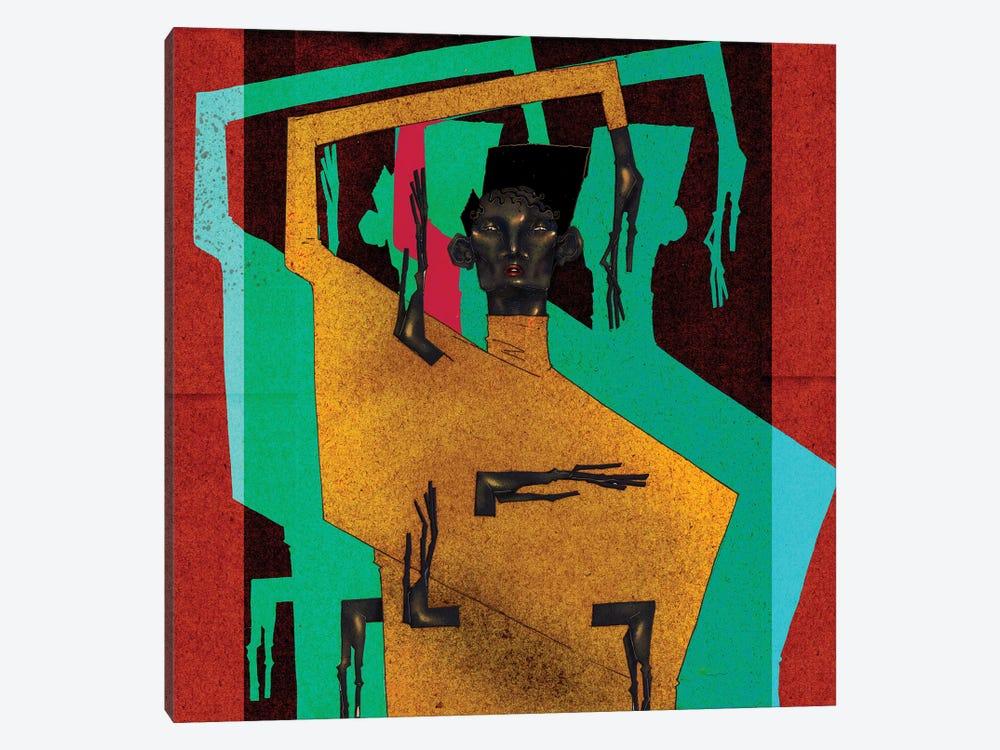 Voguer II by DEMÖ 1-piece Canvas Print