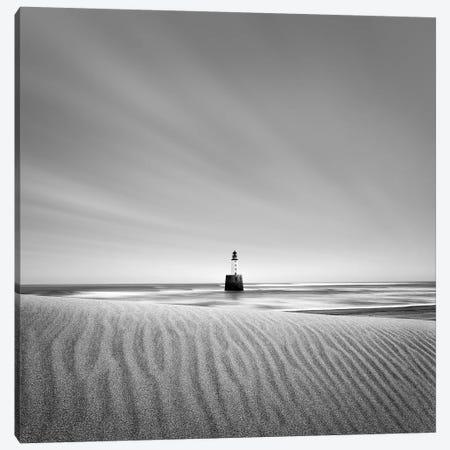 Rattray Head Lighthouse I Canvas Print #DVB65} by Dave Bowman Canvas Art Print