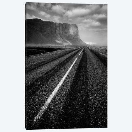 Road To Nowhere Canvas Print #DVB71} by Dave Bowman Art Print