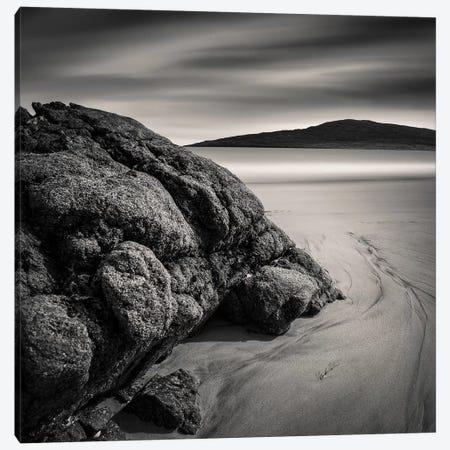 Rocks And Ripples Canvas Print #DVB74} by Dave Bowman Canvas Art