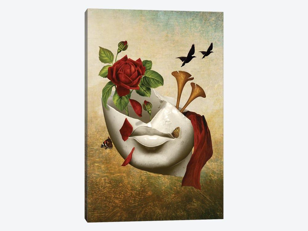 Broken by Diogo Verissimo 1-piece Canvas Art Print