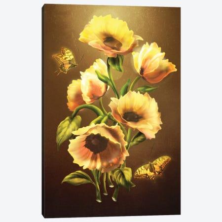 Sun Kissed Canvas Print #DVE124} by Diogo Verissimo Canvas Art Print