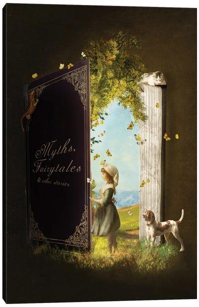 A Fairytale Adventure Canvas Art Print
