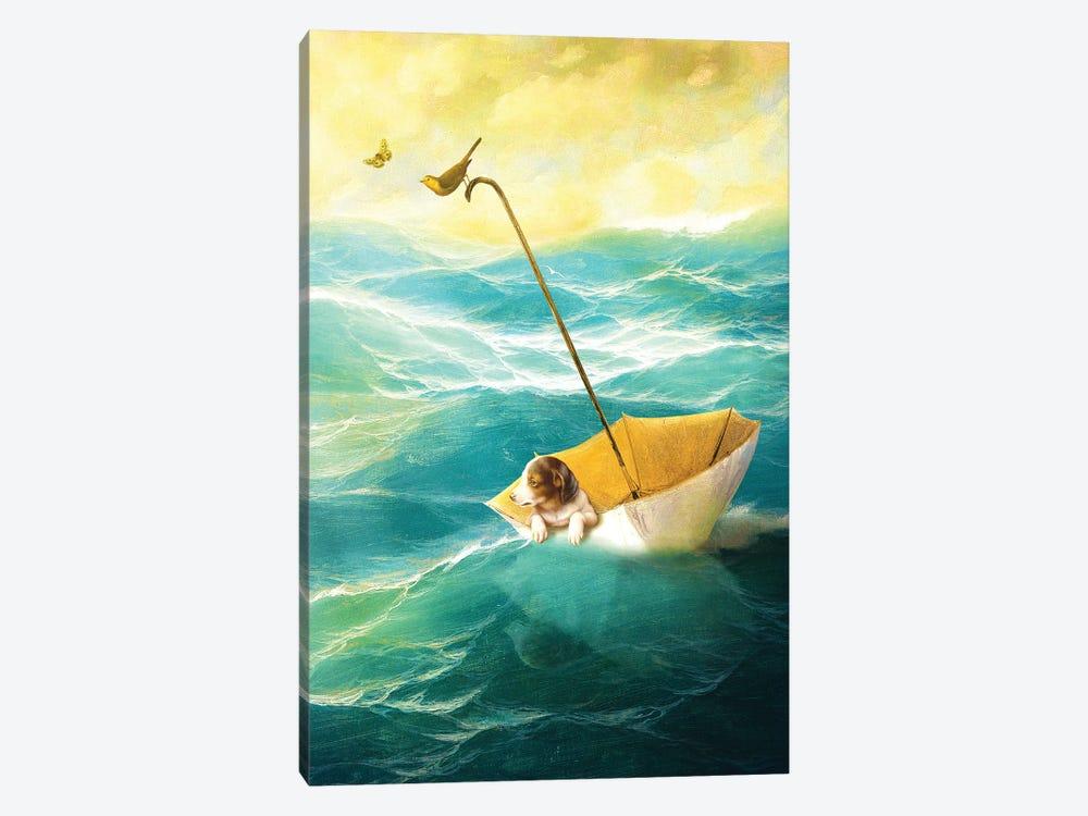 Drifting Away by Diogo Verissimo 1-piece Canvas Art