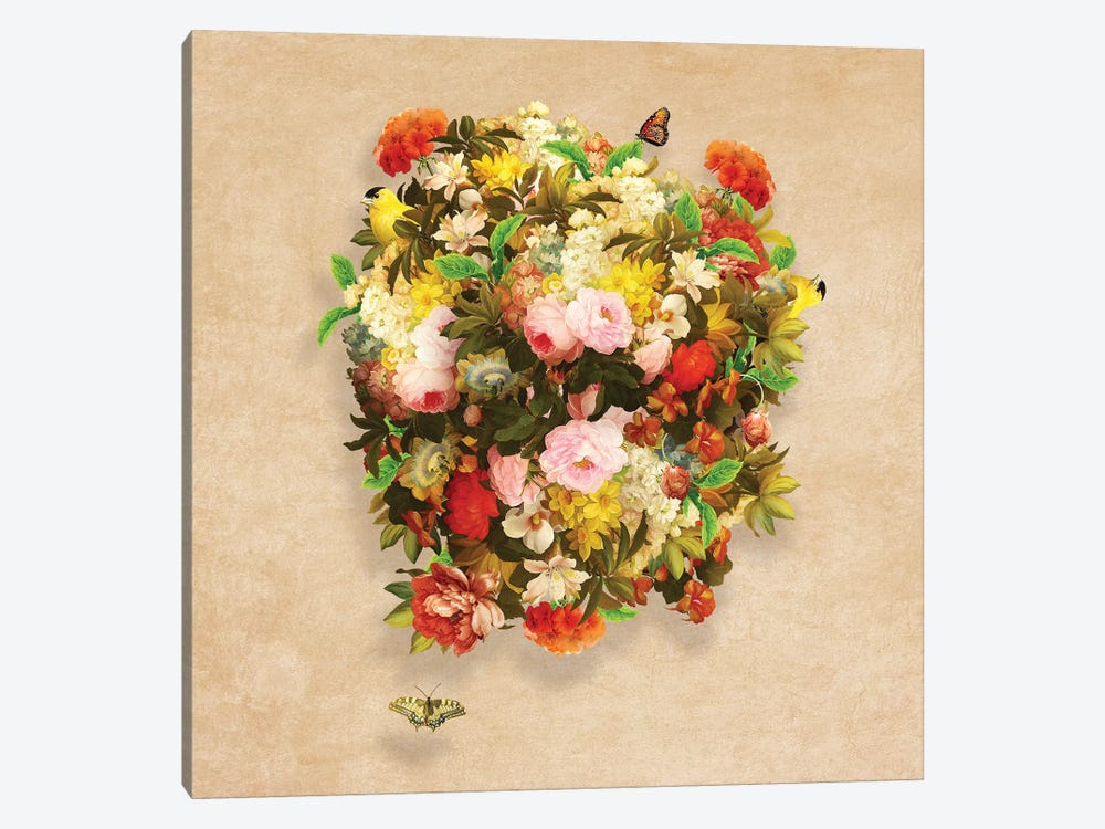 Flourishing Bliss by Diogo Verissimo 1-piece Canvas Wall Art