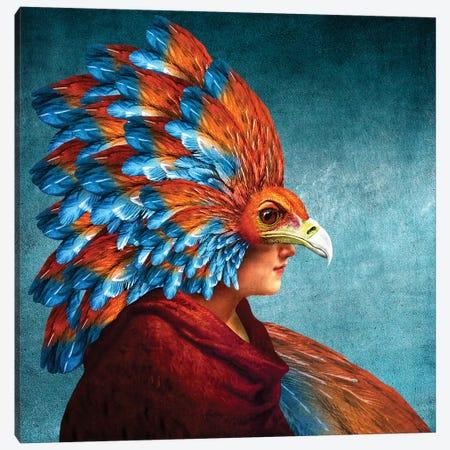 Free Spirited Canvas Print #DVE28} by Diogo Verissimo Art Print