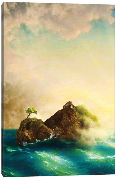Hideout Canvas Art Print
