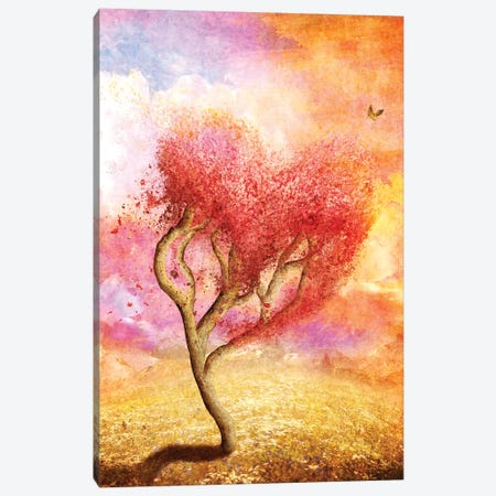 Like Dust In The Wind 3-Piece Canvas #DVE38} by Diogo Verissimo Canvas Artwork