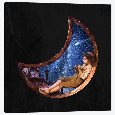 Lullaby For The Stars Canvas Print #DVE39} by Diogo Verissimo Canvas Art
