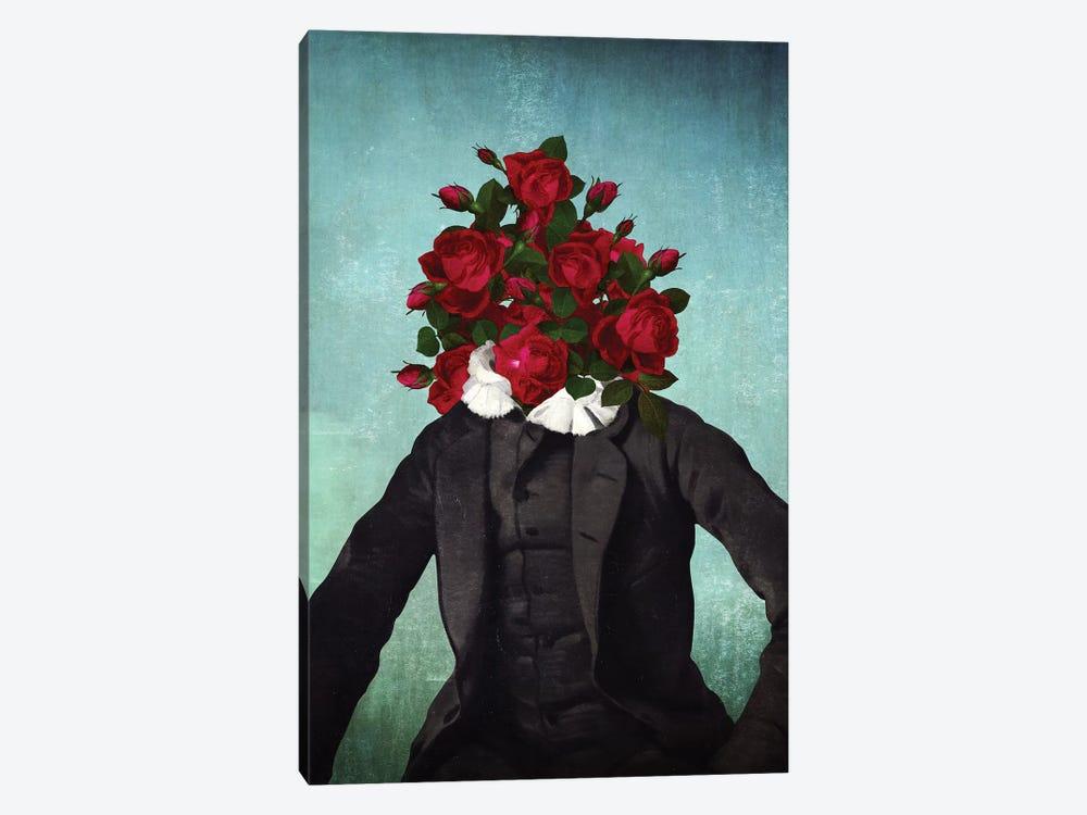 Mr. Romantic by Diogo Verissimo 1-piece Canvas Art