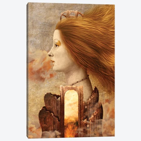Persephone Canvas Print #DVE48} by Diogo Verissimo Canvas Print