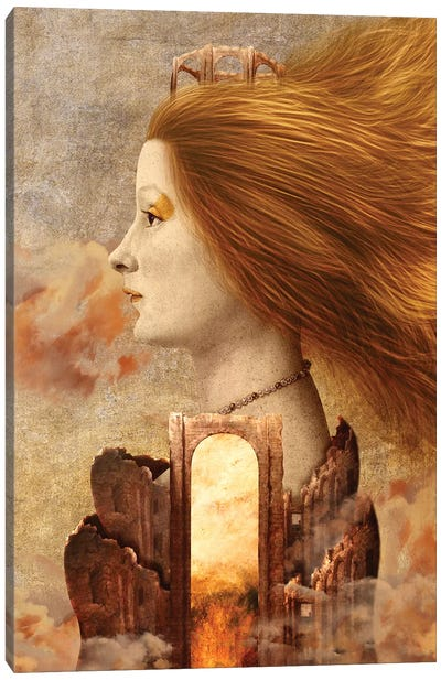 Persephone Canvas Art Print