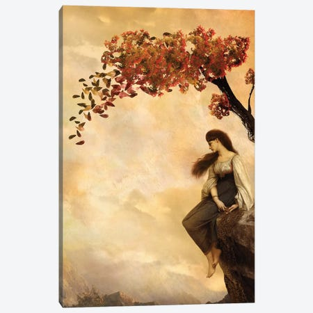 The Fall Of Old Ways Canvas Print #DVE66} by Diogo Verissimo Canvas Artwork
