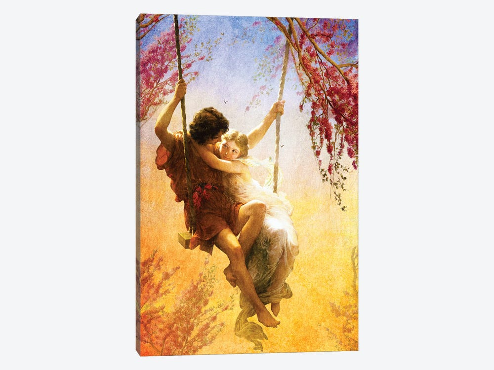The Spring Of Our Love by Diogo Verissimo 1-piece Canvas Artwork