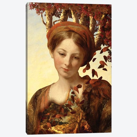 The Great Theshold Of Bronze Canvas Print #DVE90} by Diogo Verissimo Canvas Artwork