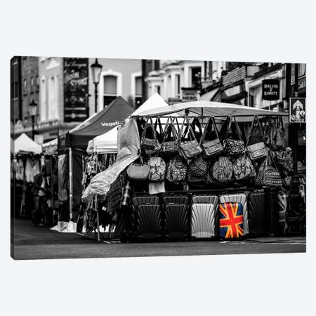 Carnaby Street Canvas Print #DVG104} by David Gardiner Canvas Art