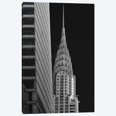 Peeping Chrysler Canvas Print #DVG152} by David Gardiner Canvas Art