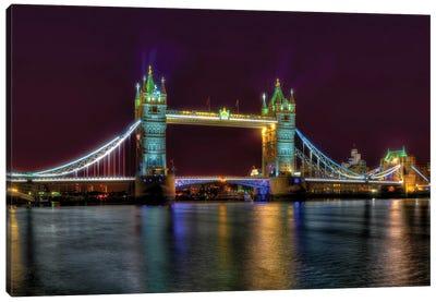 Tower Bridge Canvas Art Print