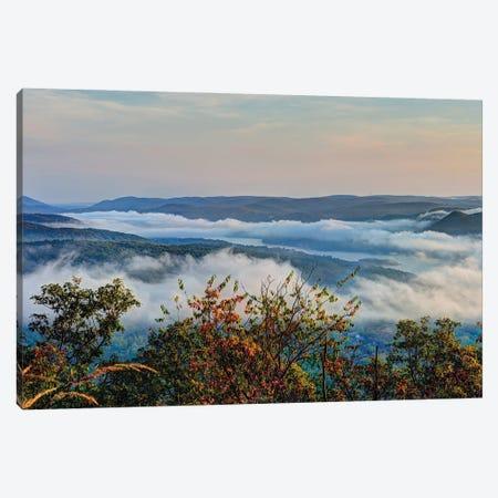 Hudson Valley Canvas Print #DVG239} by David Gardiner Canvas Art Print