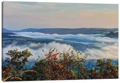 Hudson Valley Canvas Art Print