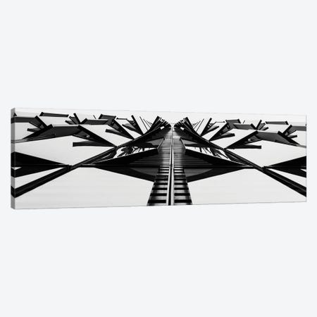 Scraper Look Up Canvas Print #DVG321} by David Gardiner Art Print
