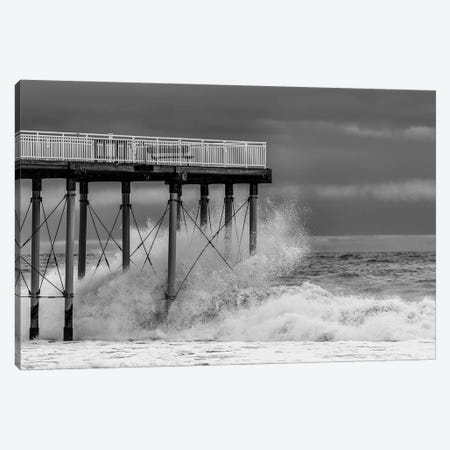 Against the Tide Canvas Print #DVG322} by David Gardiner Canvas Art Print