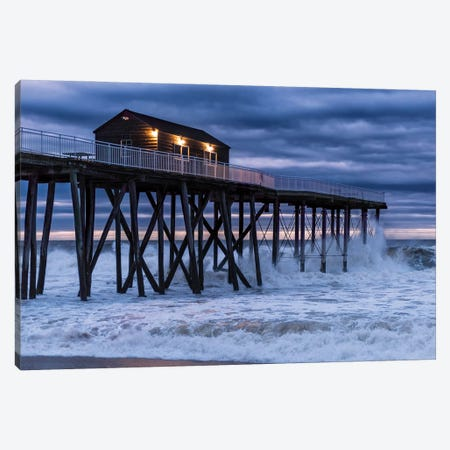 Belmar Storm Canvas Print #DVG338} by David Gardiner Canvas Art