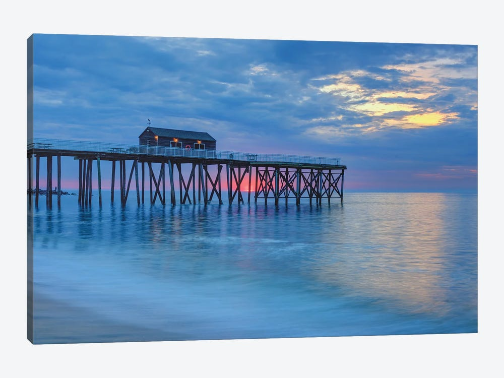 Coastal Bliss by David Gardiner 1-piece Canvas Wall Art