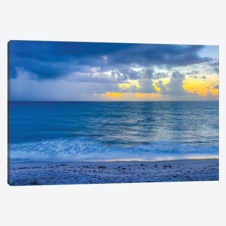 Florida Sunrise Canvas Print #DVG361} by David Gardiner Canvas Print