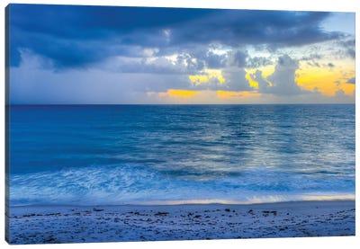 Florida Sunrise Canvas Art Print