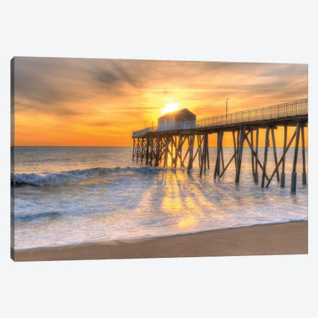Perfect Morning Canvas Print #DVG384} by David Gardiner Canvas Art