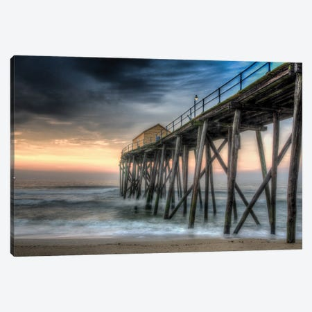 Stormy Sky Canvas Print #DVG392} by David Gardiner Canvas Wall Art