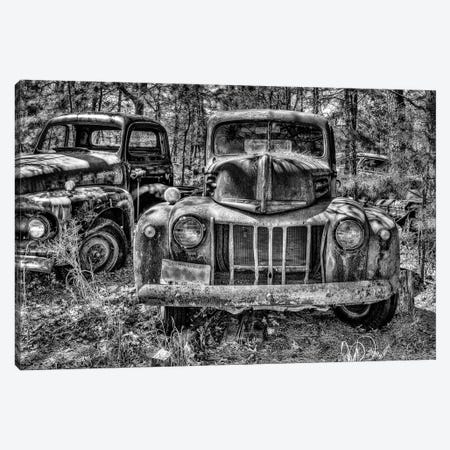 Bygone Era Canvas Print #DVG400} by David Gardiner Canvas Wall Art