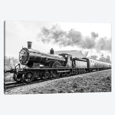 Lost Era Canvas Print #DVG405} by David Gardiner Art Print