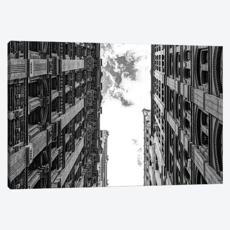 Boxed In Canvas Print #DVG98} by David Gardiner Canvas Artwork