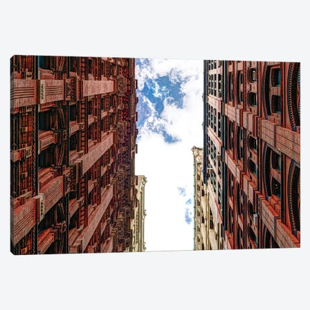 Boxed In II Canvas Print #DVG99} by David Gardiner Canvas Art