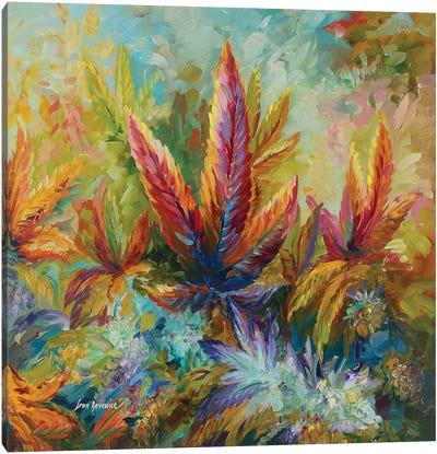 Marijuana Paradise Canvas Art Print