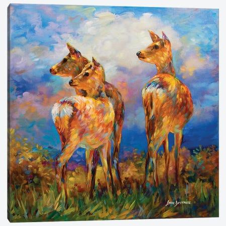 All Quiet After The Storm Canvas Print #DVI12} by Leon Devenice Canvas Artwork