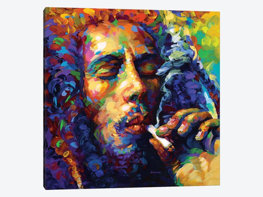 Marley by Leon Devenice 1-piece Canvas Wall Art