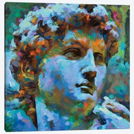 David Canvas Print #DVI140} by Leon Devenice Canvas Artwork