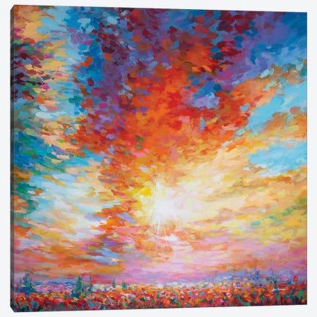 Colors Of Hope Canvas Print #DVI167} by Leon Devenice Canvas Art Print
