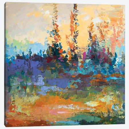 Inspiration Canvas Print #DVI170} by Leon Devenice Art Print